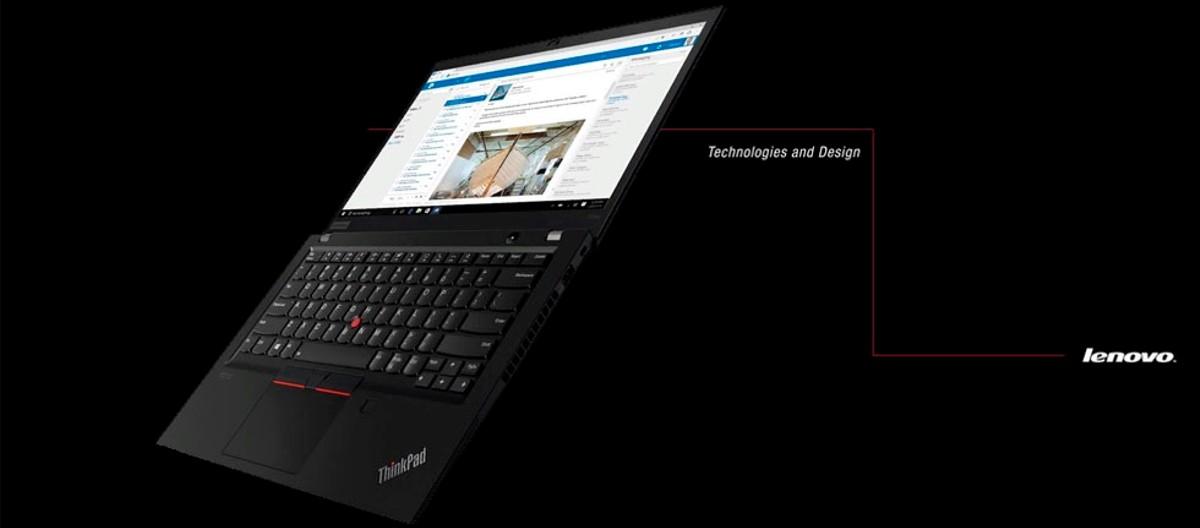 Lenovo apresenta novos Thinkpad T14, T14s e T15 com AMD Ryzen 4000 Pro e at 48GB de RAM 5
