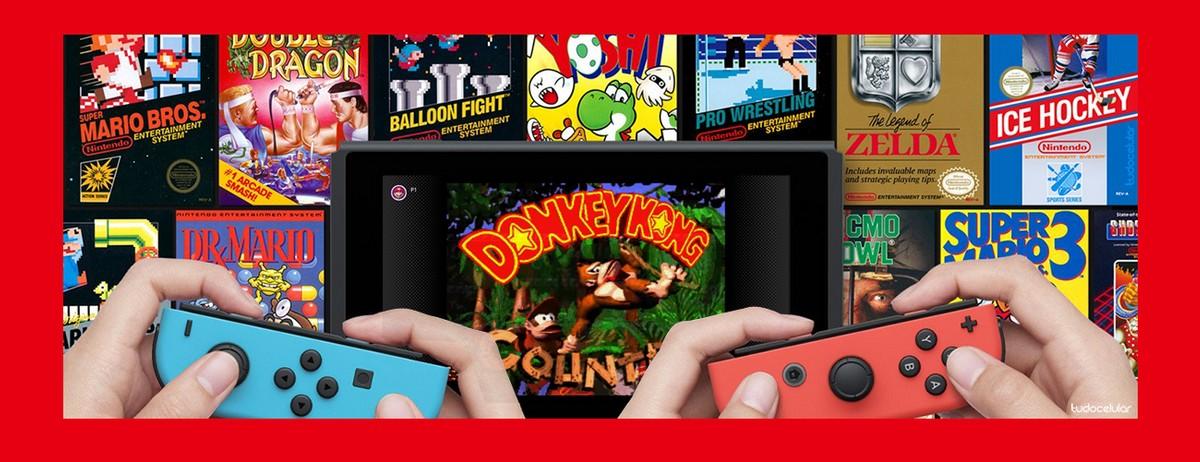 Nintendo Switch Online ganha Donkey Kong Country e mais jogos clssicos leste ms; saiba mais 5