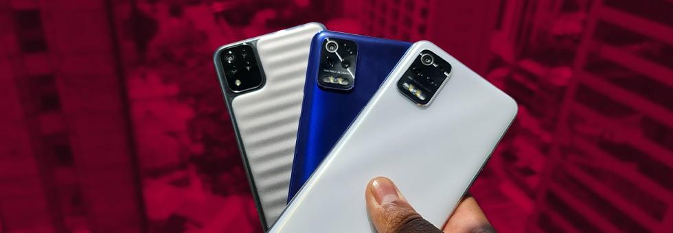 K52, K62 e K62 Plus: risco mais popular da LG est de faceta novidade Hands-on em vdeo 2