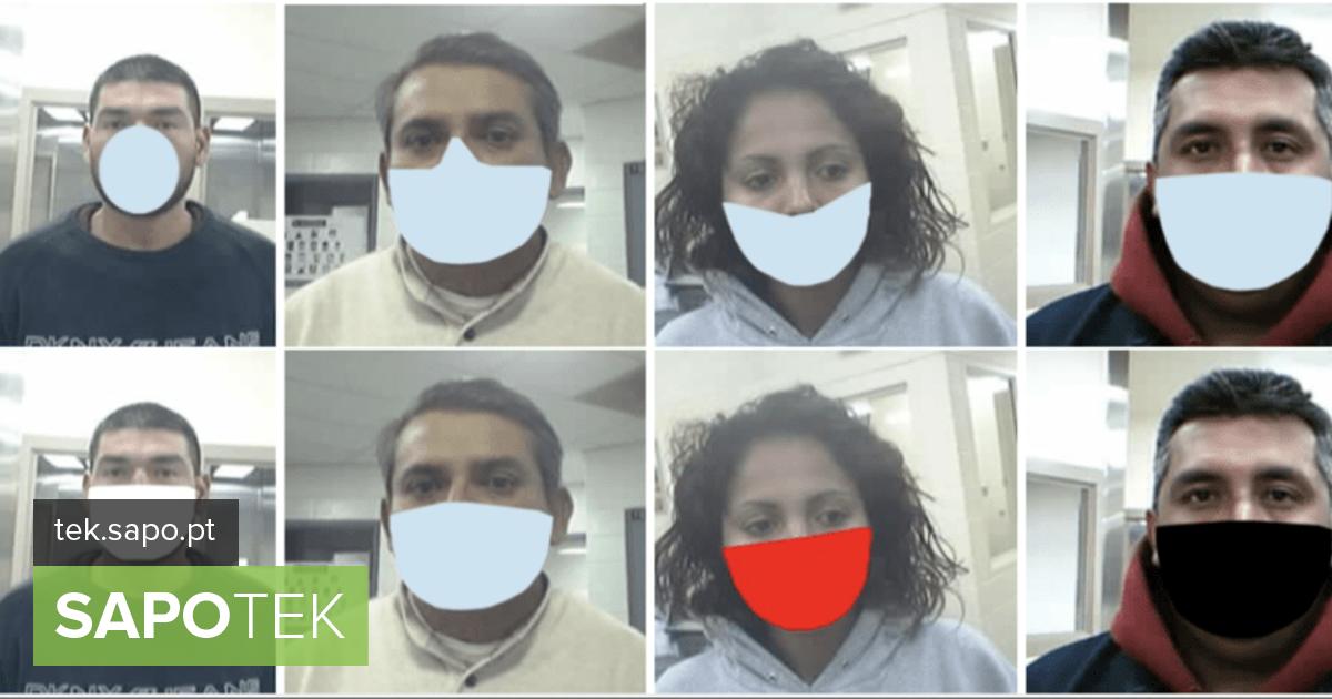 """COVID-19 está a """"obrigar"""" a tecnologia de reconhecimento facial a saber mourejar com máscaras - Negócios 4"""