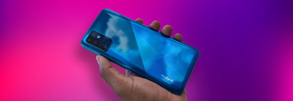 Infinix Note 8 fica a poucos detalhes de ser o melhor celular de ingressão Anlise / Review 3