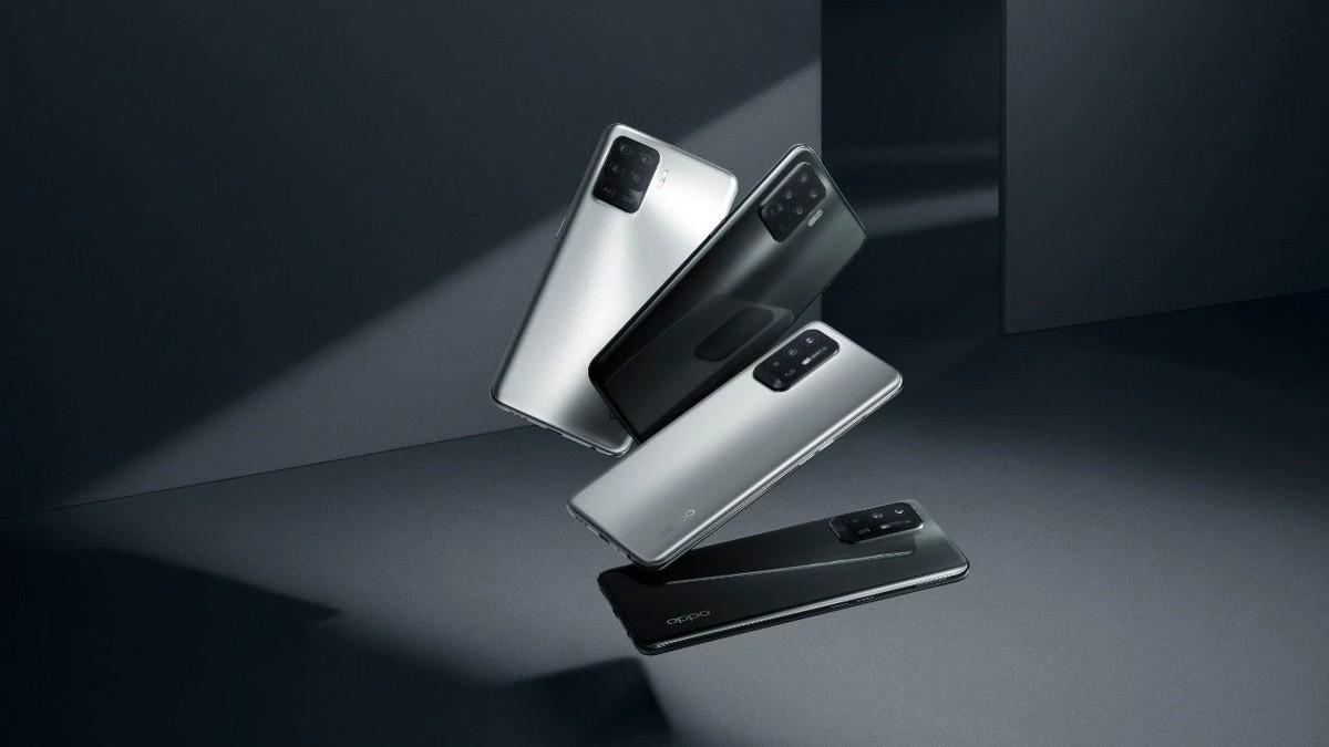 Oppo A95 5G vaza com Dimensity 800U, tela AMOLED e memria de at 256 GB 4