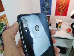 Samsung comea a liberar novidade One UI 3.1 com Android 11 para o Galaxy A30 1