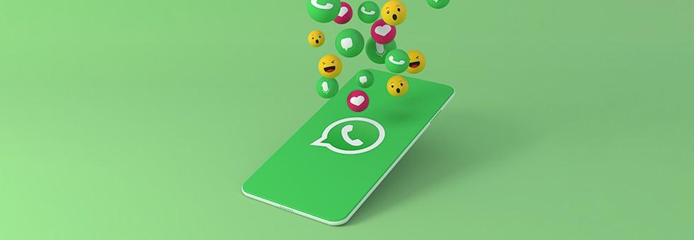 Novidades chegando: WhatsApp j trabalha em mudanas no design e lana procura de stickers no iOS 1