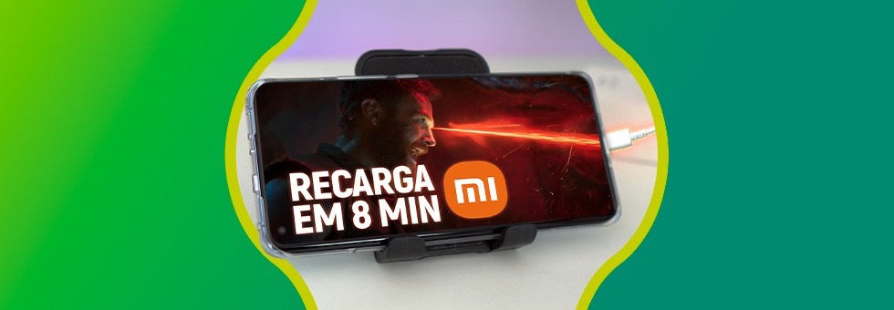 Xiaomi carregando celular em 8 minutos, novidade Planto TC 2