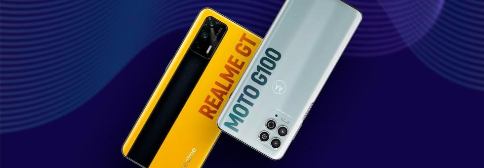 realme GT vs Moto G100: qual o celular top campeo em dispêndio Comparativo 10